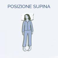 Posizione Supina